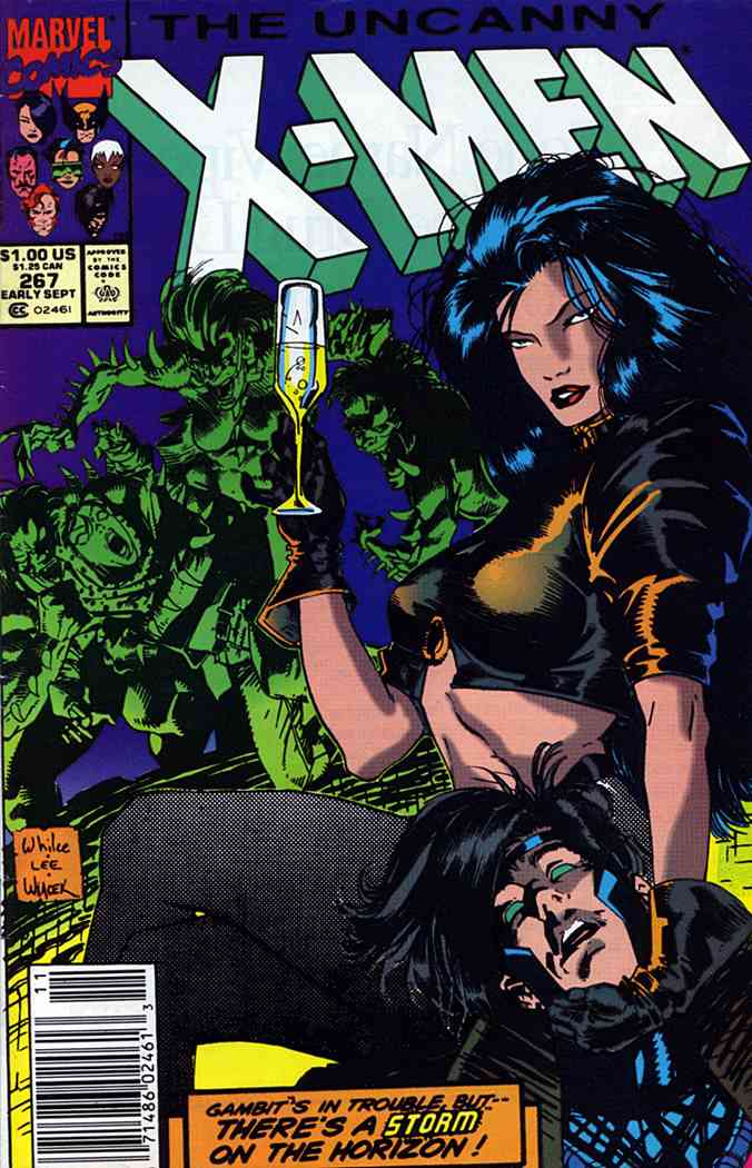 Uncanny X-Men, The comic issue 267